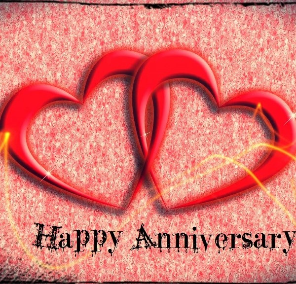 Happy Anniversary 1