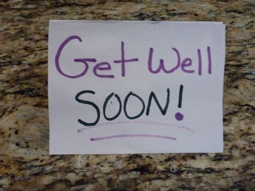 Medium Of Get Well Soon Quotes