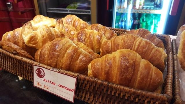 Butter Croissant Pondicherry