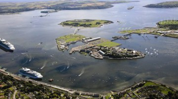 Royal flush as all TD's unite to protect the new era for Cork Harbour