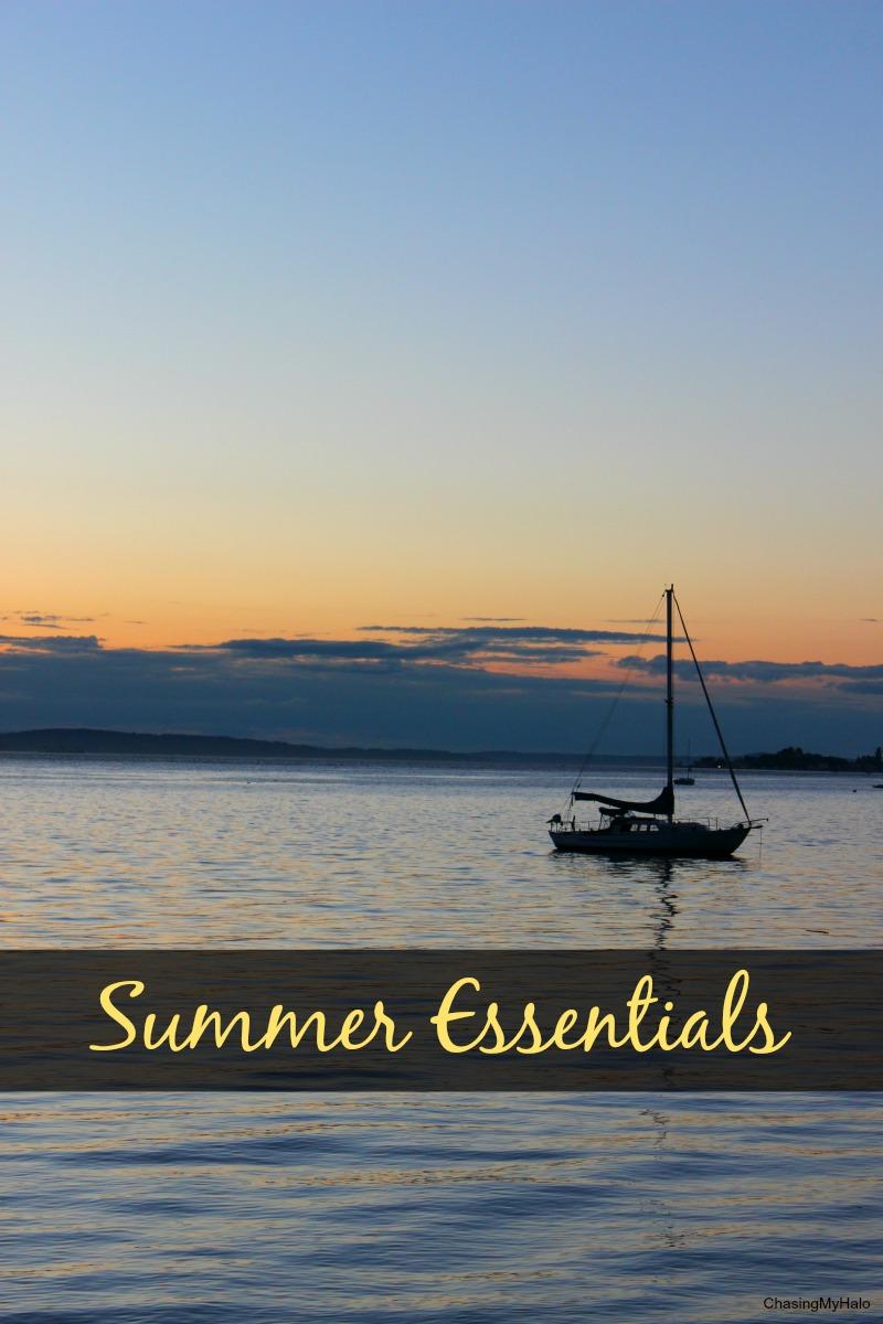 Chasing My Halo's Summer Essentials