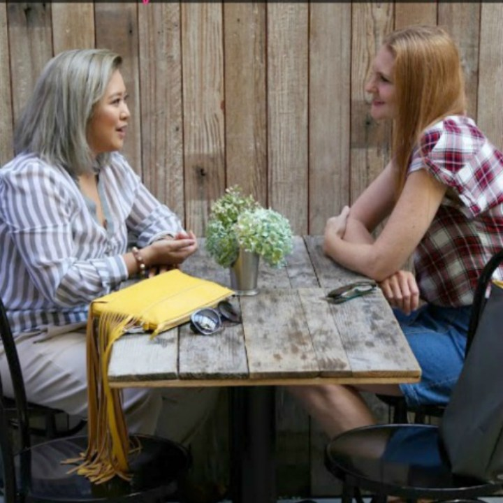 Summer Plaid and the Upside of Networking