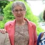 Liberal Chatham commissioners Jim Crawford, Diana Hales and Karen Howard