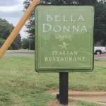 Bella Donna Italian Restaurant in Pittsboro