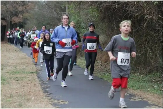 Active Chatham Reindeer Run