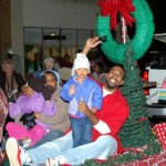Siler City Christmas parade