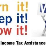 VITA tax preparation service