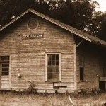 Goldston Train Depot