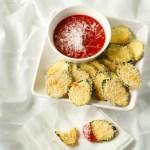 Crispy Oven Fried Zucchini
