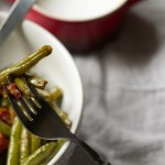 Quick Southern Green Beans