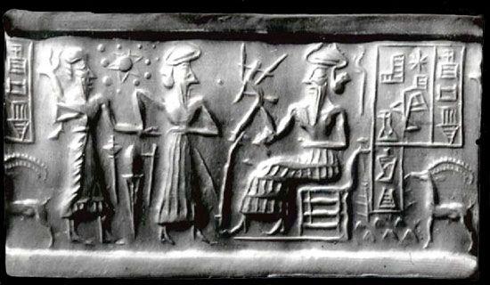 Zecharia Sitchin: Inventing the Nibiru and Annunaki Lie on Behalf of the Illuminati Sumeriantablet