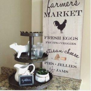 Another amazing sign from the Etsy shop My Vintage Farmhousehellip