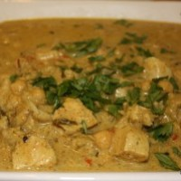 Chicken Curry with Patak's Mild Curry Paste