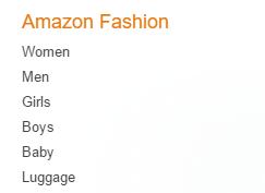 fashion blog niches