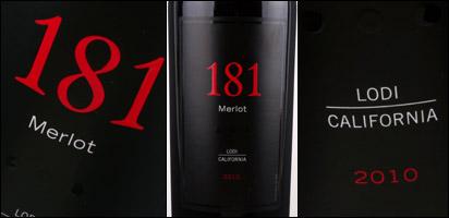181 Merlot