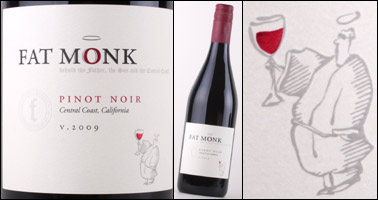 Fat Monk Pinot Noir