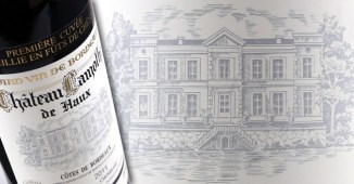 Chateau Lamothe de Haux Bordeaux