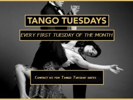 Tango Tuesdays