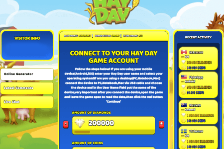 hay day hack cheat online generator diamonds and coins unlimited