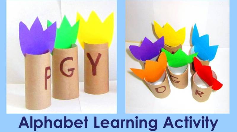 match letters and colors alphabet learning activity fb2