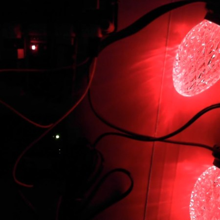 GE-35 Red LED CheerLights