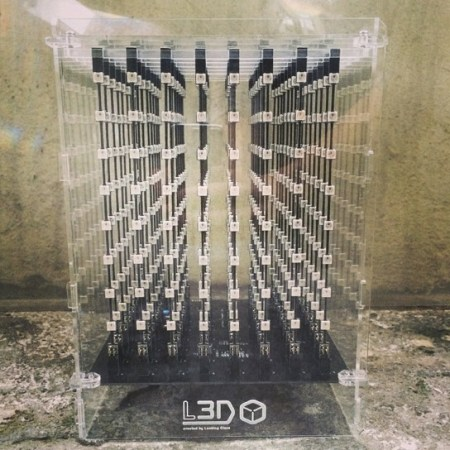 L3D LED Cube