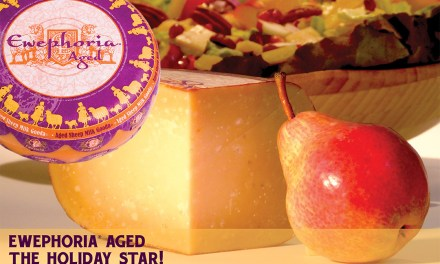 Ewephoria – The Holiday Gouda