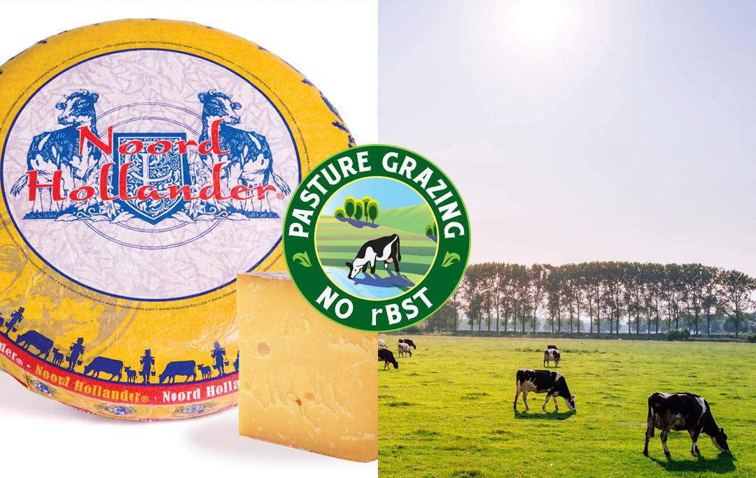 Noord Hollander Aged Gouda Grass Fed