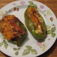 Recetas saludables caigua rellena con pollo