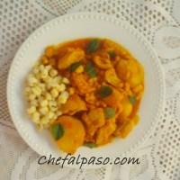 Mondongo chuquisaqueño plato típico de Bolivia