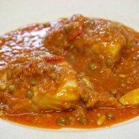 Bacalao al estilo Baeza, receta típica de Jaen España