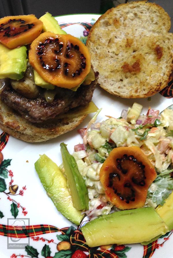 cheffinitup-tamarillo-avocado-burger2