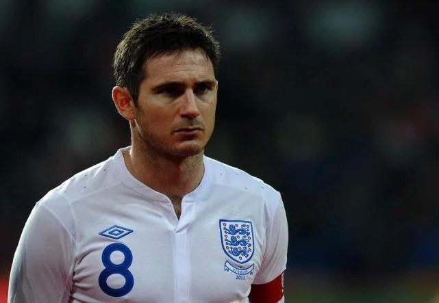 Capitão, Frank Lampard #8 (Foto: qatarfootball.com)