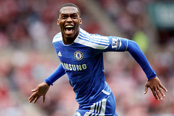 Sturridge pode jogar em um dos rivais do Chelsea na Premier League. (Foto: AP)
