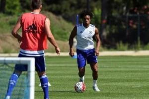 Rémy viu suas chances diminuirem no Chelsea, mas Mourinho garantiu sua permanência (Foto: PA)
