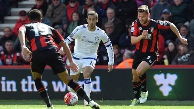 Belga voltou a campo após bom tempo afastado por lesão (Foto: Chelsea FC)