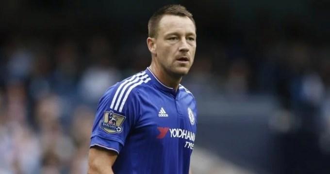 Terry: talvez o maior ídolo da história do clube (Foto: Getty Images)