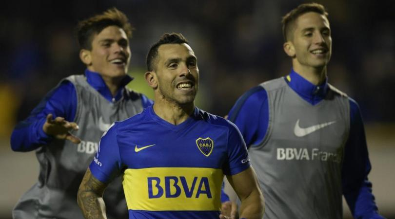Tevez quer terminar carreira no Boca Juniors (Foto: Getty Images)