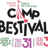 It's almost time for Camp Bestival!
