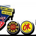 kern auto sales and service logo