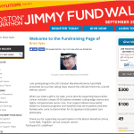 Chief Brian Kyes to Participate in Jimmy Fund Walk in September