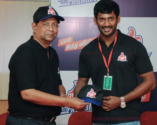 Krishna Kumar CEO Vishal