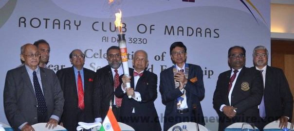 ROTARY CLUB OF MADRAS