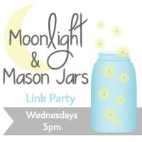 Moonlight & Mason Jars Link Party {51}