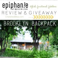 Epiphanie Bag Review + Giveaway