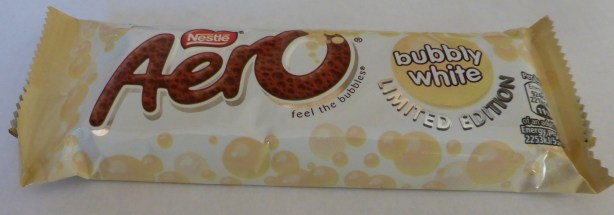 Aero White Chocolate
