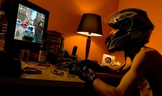 """""""Racing games addicted"""" by Nick Grosoli is licensed under CC BY-ND 4.0"""