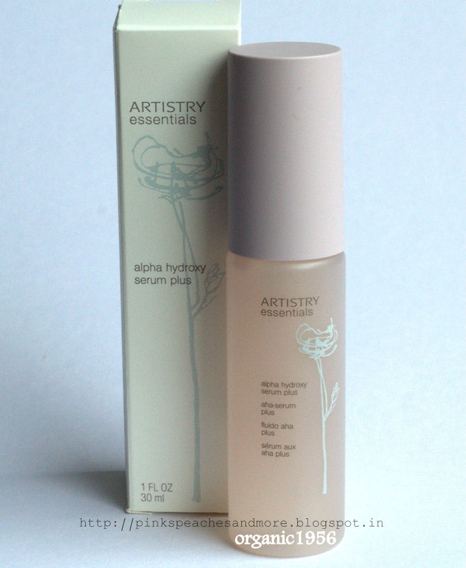 Amway Artistry Alpha Hydroxy Serum Plus Review [Guest Post]