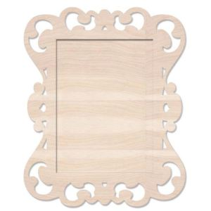 Wood Shadow Box Frame