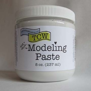 TCW Modeling paste